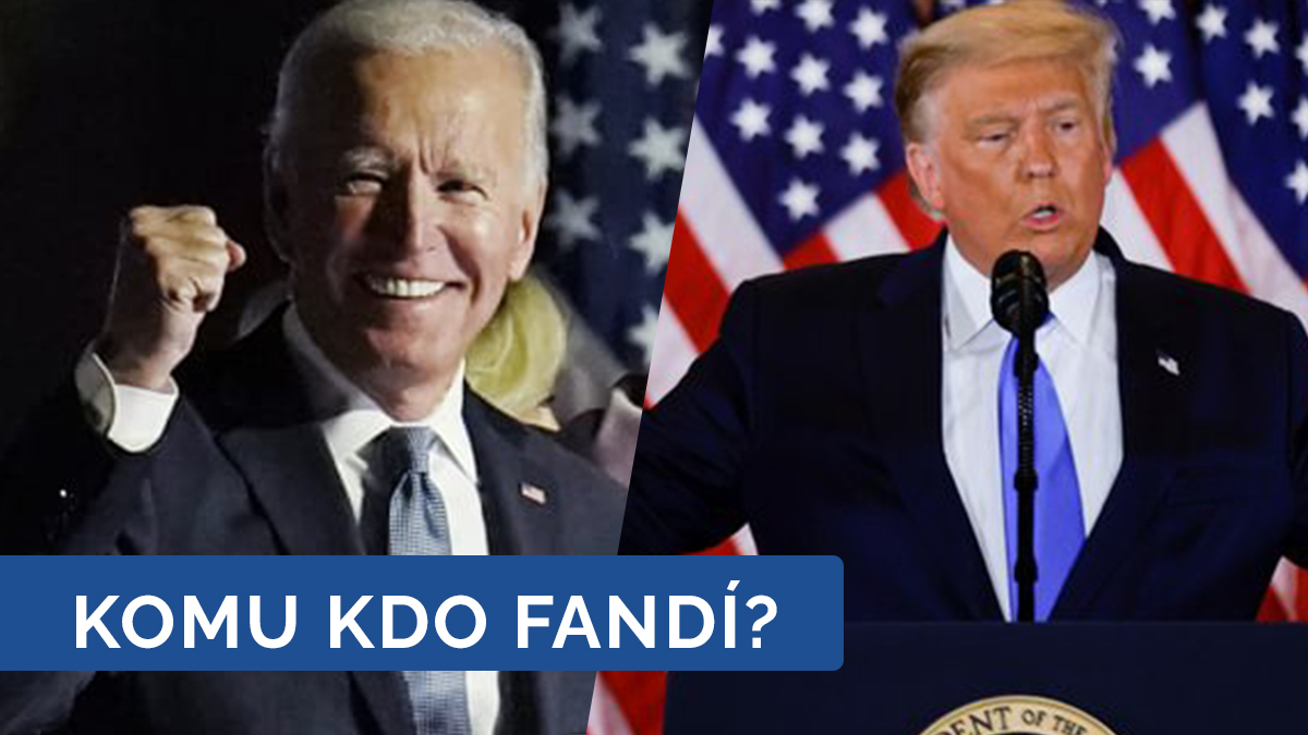 Biden nebo Trump? Víme, komu fandili poslanci za Ústecký kraj!