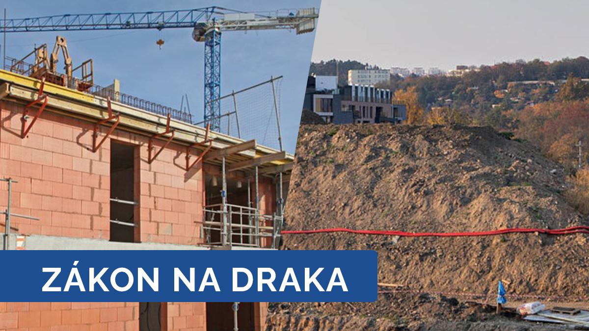 """""""Jak dlouho by asi tenkrát stavěli starou Prahu, kdyby tehdy platil stavební zákon?"""" ptá se poslanec Krejza. S Piráty navrhují digitalizaci a zrychlení!"""
