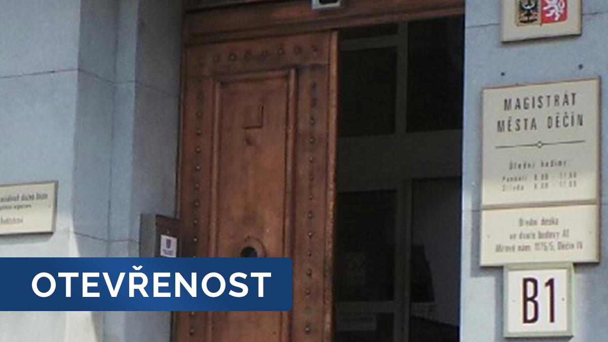 Novinky z Děčína: Město posiluje transparentnost veřejných zakázek, zubní pohotovost udržena!