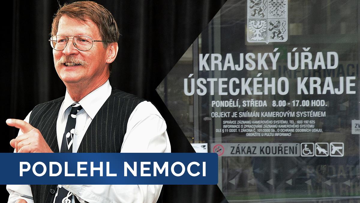 Slib už složit nestihl. Krajského zastupitele Kohlíčka skolila těžká nemoc!