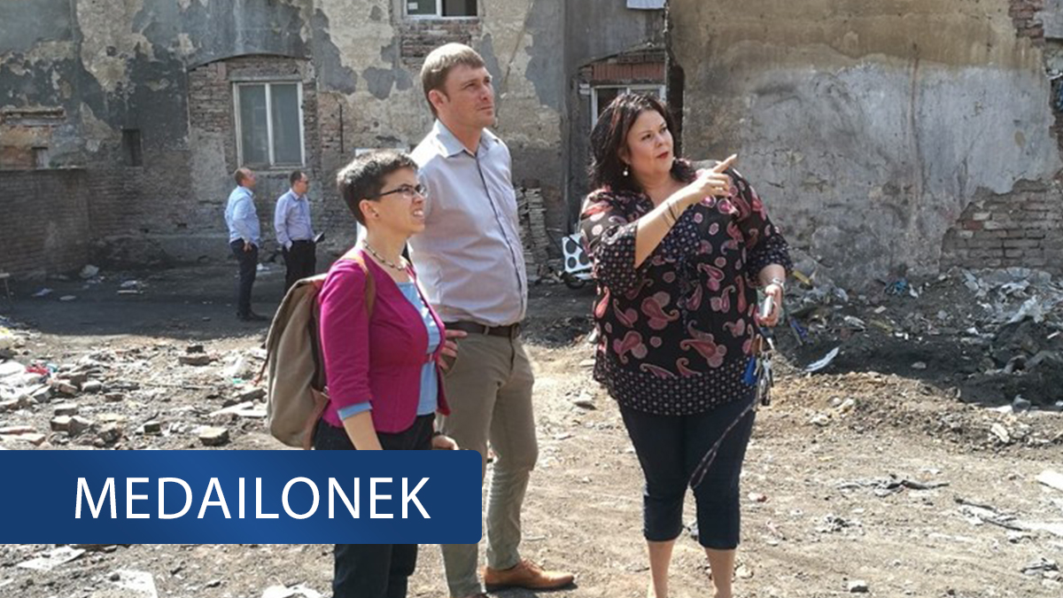 Medailon poslankyně Fialové: Život v ghettu, sociální politika nebo oblast elektroodpadů!