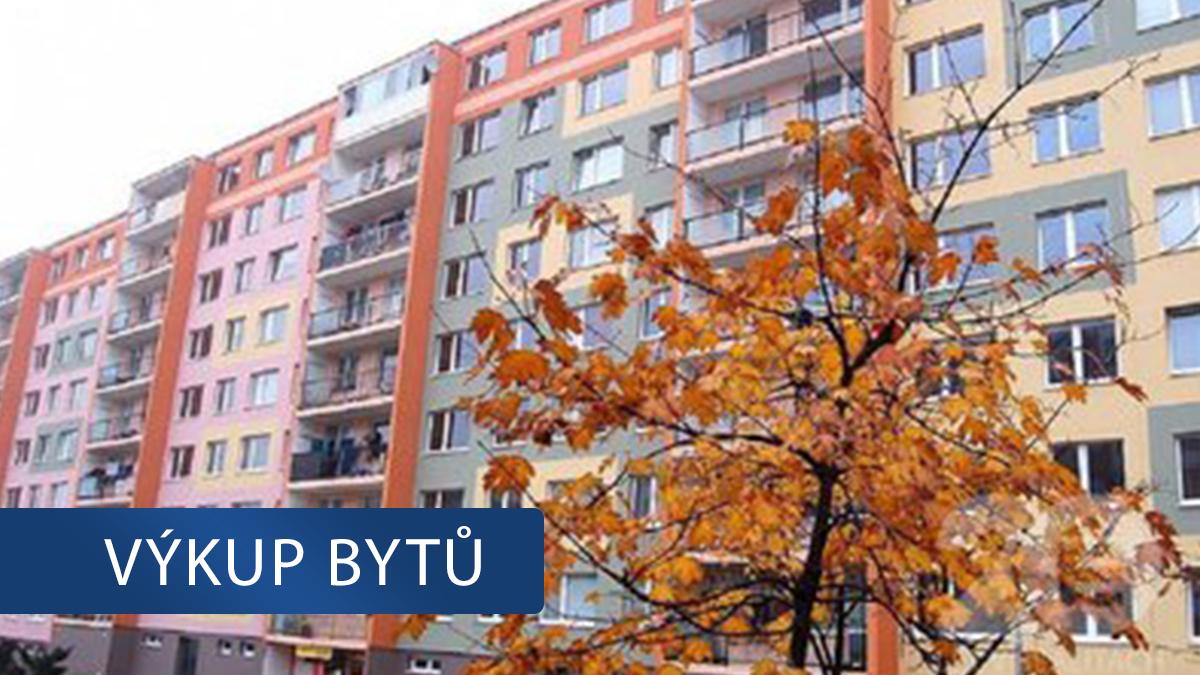 Výkup bytů na Mostecku zastaven. Nesplňovaly požadavky radnice!