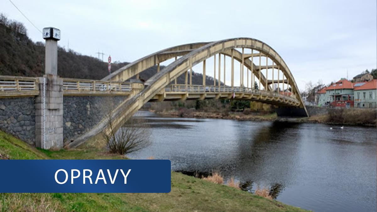 Oprava Benešova mostu v Ústí opět odložena. Město se bojí zastavení provozu