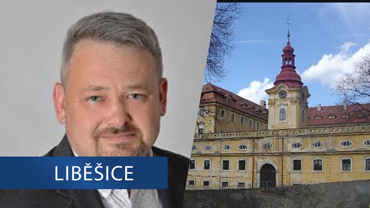 Byl by to majstrštyk. Radní Rieger (ODS) hodlá prodat zámek v Liběšicích klidně v e-aukci