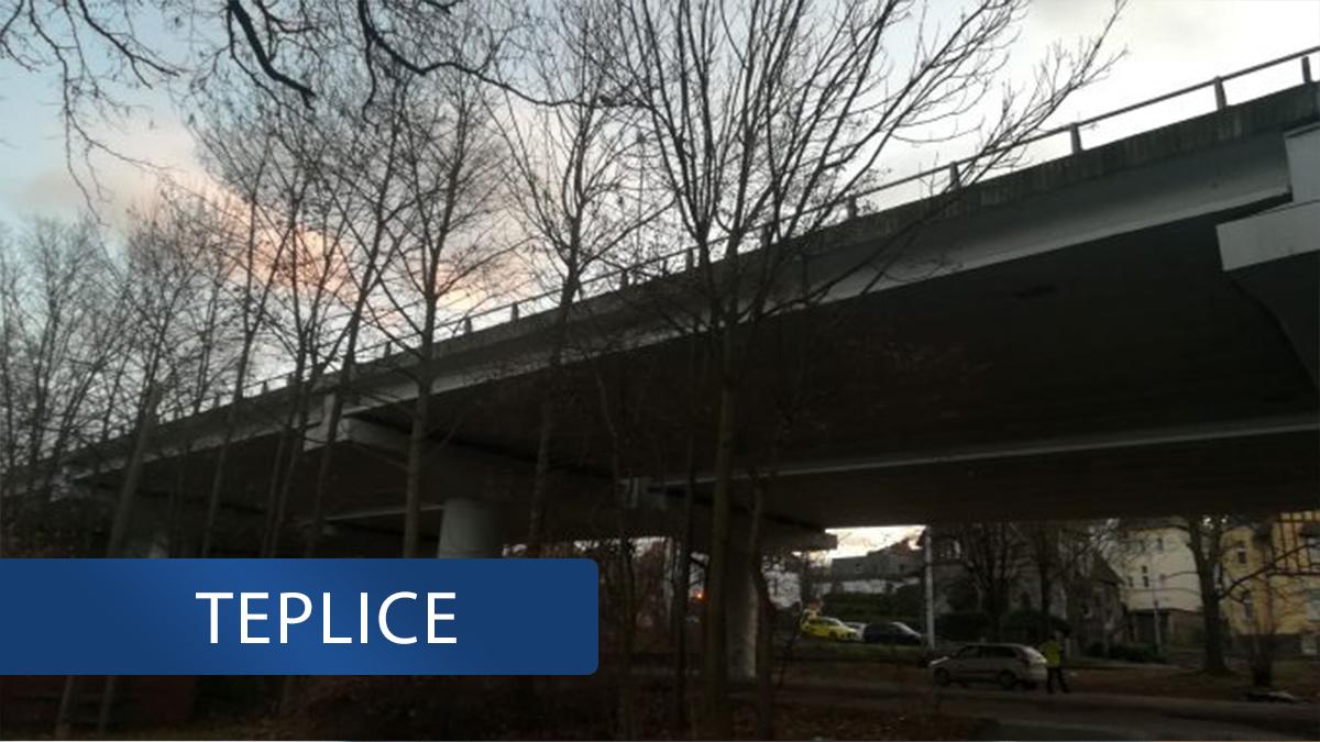 Řidiči v Teplicích si budou muset počkat. Oprava dvou zchátralých mostů se odsouvá!