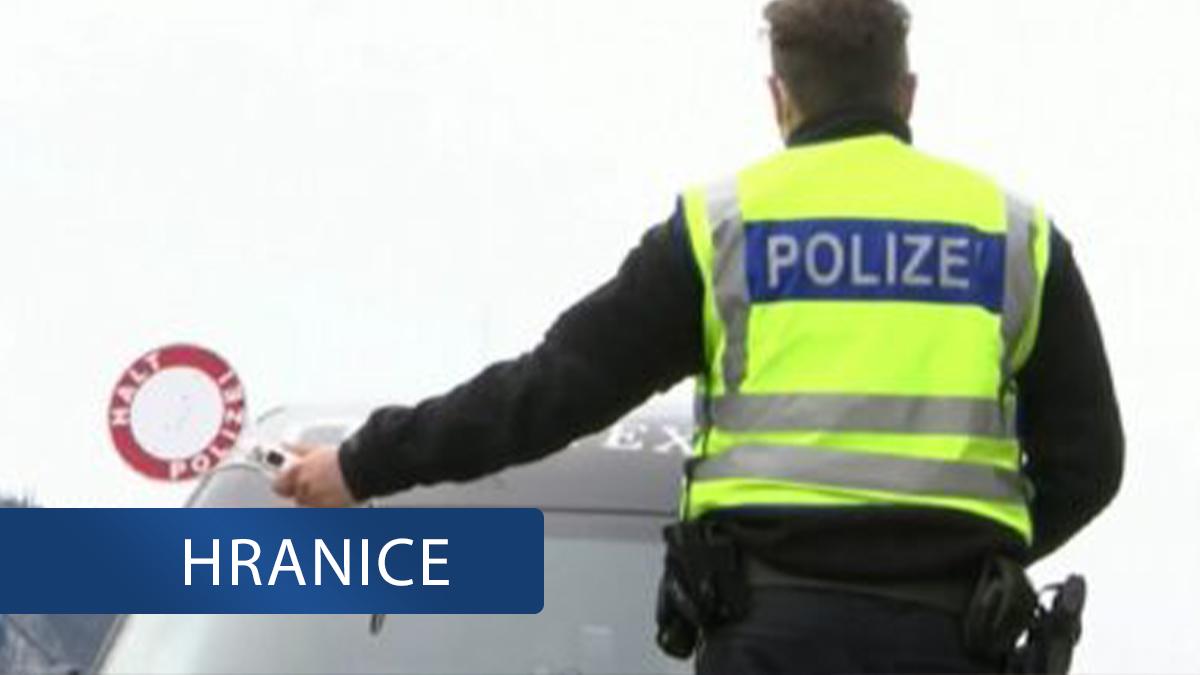 Pozitivně testovaní řidiči na německých hranicích? Kraj řeší, jak s nimi naložit