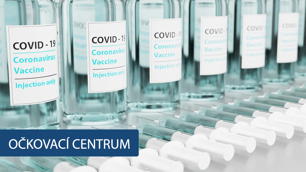 Na Děčínsku od půlky května 800 vakcín denně. Vše v novém očkovacím centru