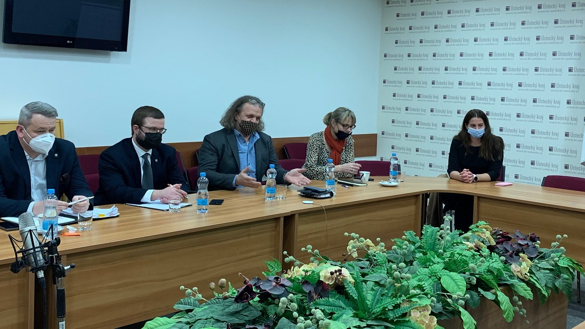 Situace po převratu v Krajské zdravotní: Regionální rada ODS chce znát všechny smlouvy!