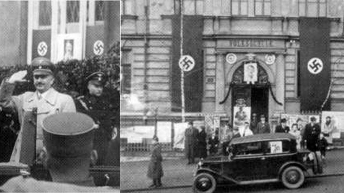Zrození ďábla: Před 88 lety přišlo na svět GESTAPO. Co napáchalo v Ústí nad Labem?
