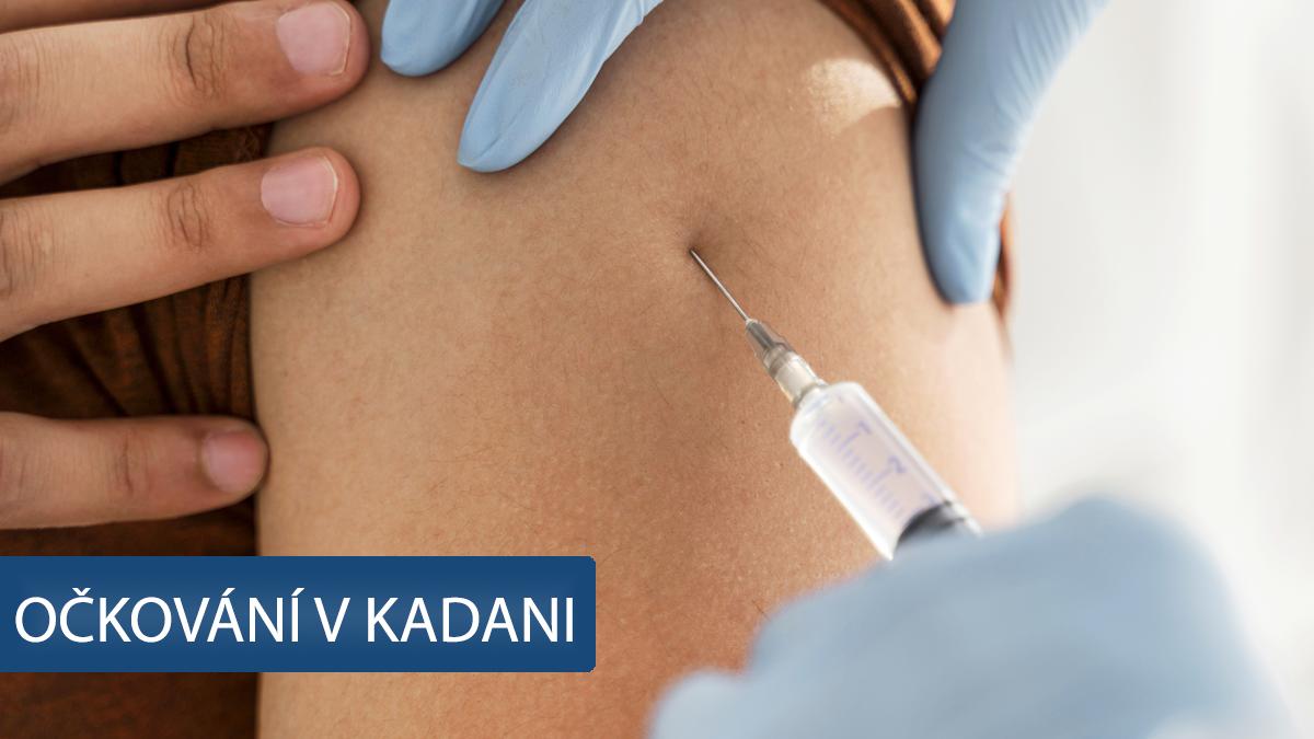V Kadani očkovali mimo pořadník. Ministerstvo prošetřilo kauzu