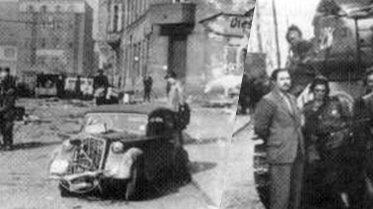 Historický seriál: s explozí munice vtrhla do Ústí smrt. Opáskovaní Němci byli lynčováni!