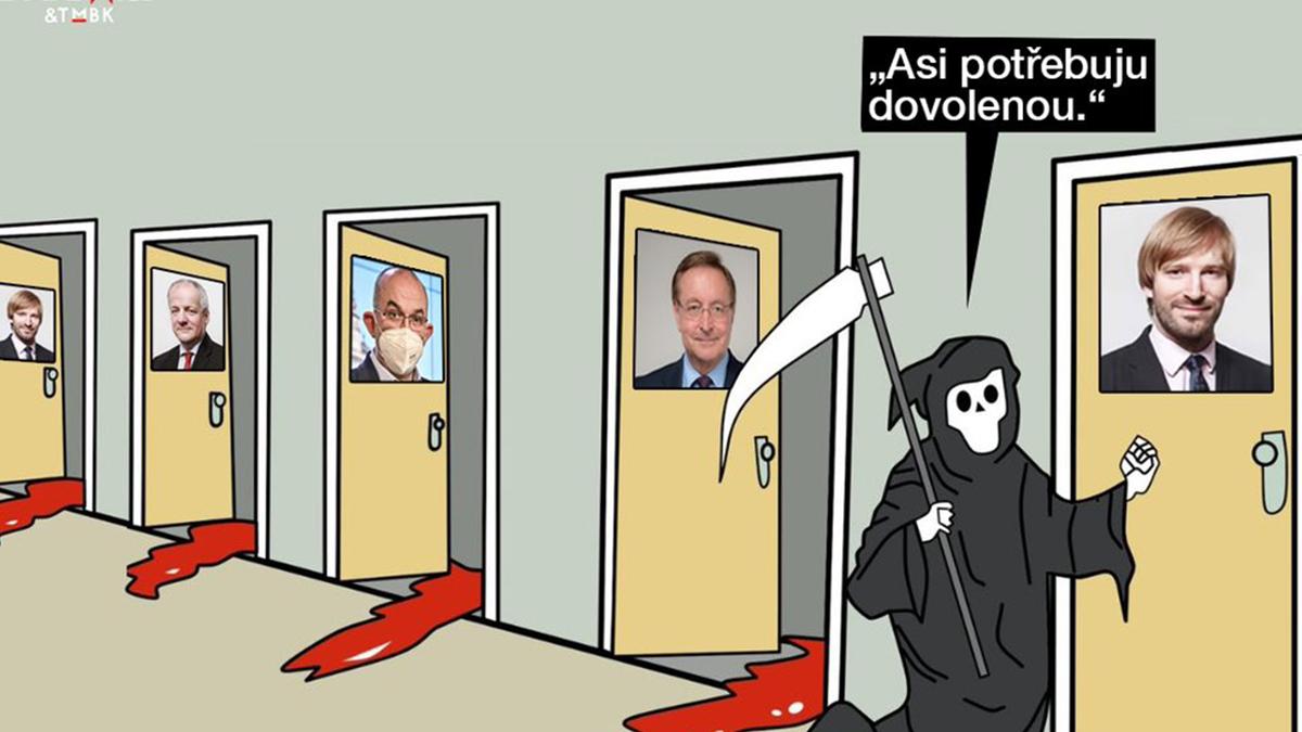 """Babiš slízl další kritiku. Opozice se baví nástupem Adama Vojtěcha. """"Už není kde brát"""""""