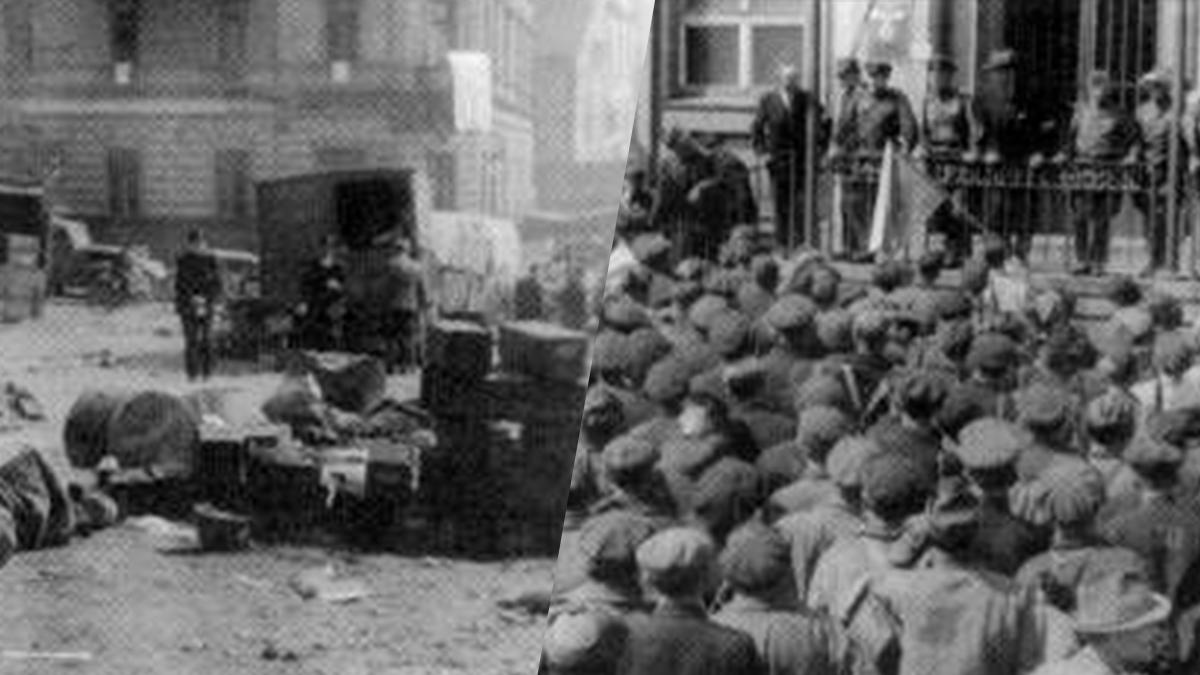 Děsivé svědectví z Ústeckého masakru: Nepříčetný holohlávek omotaný hadry se na Němcích vyřádil