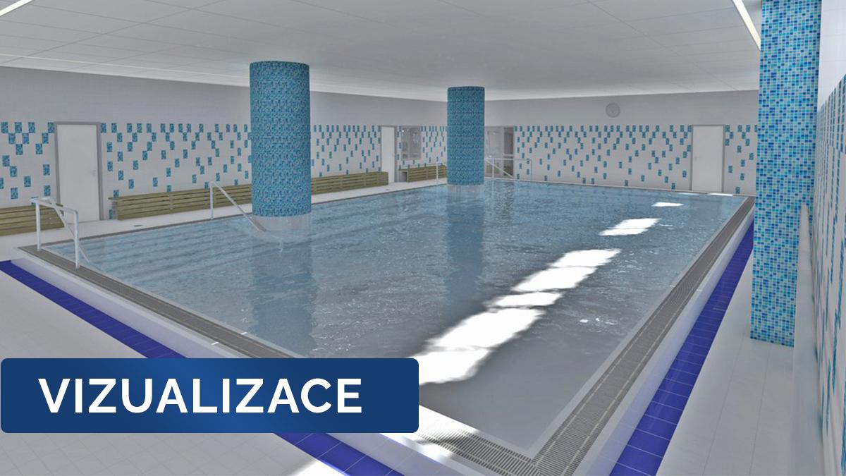 Trvalo to jen půl století. Nový bazén v Chomutově bude!