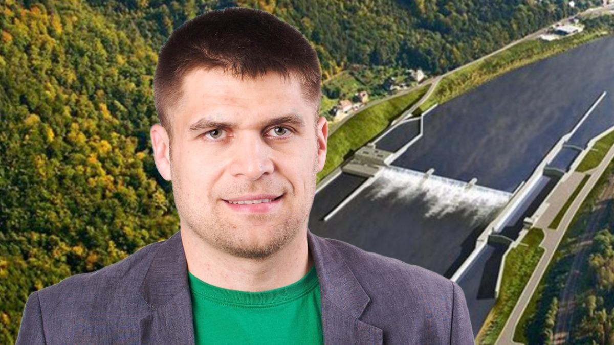 Předseda Zelených Berg: Po volbách chceme odstoupit od česko-německé úmluvy o splavnění Labe