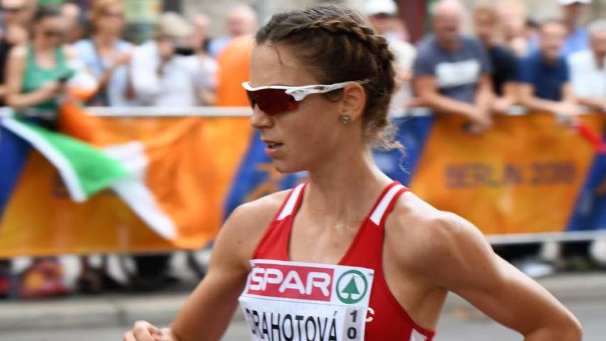 Rumburská chodkyně uspěla s odvoláním, ale na olympiádu nepojede